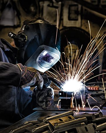 Welding Competition
