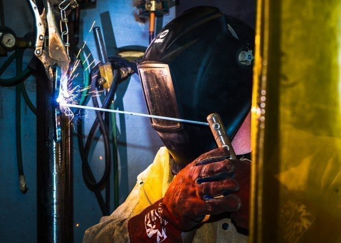What Does a Welder Do?