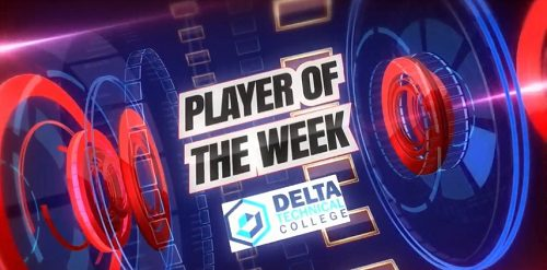 Delta Technical College Player of the Week