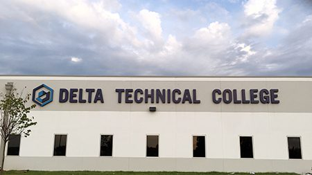It's a Family Affair: You're Invited to the Grand Opening of the New Delta Technical College Campus Building