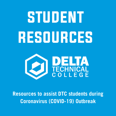 Delta Technical College Ridgeland, MS Campus Student Resources