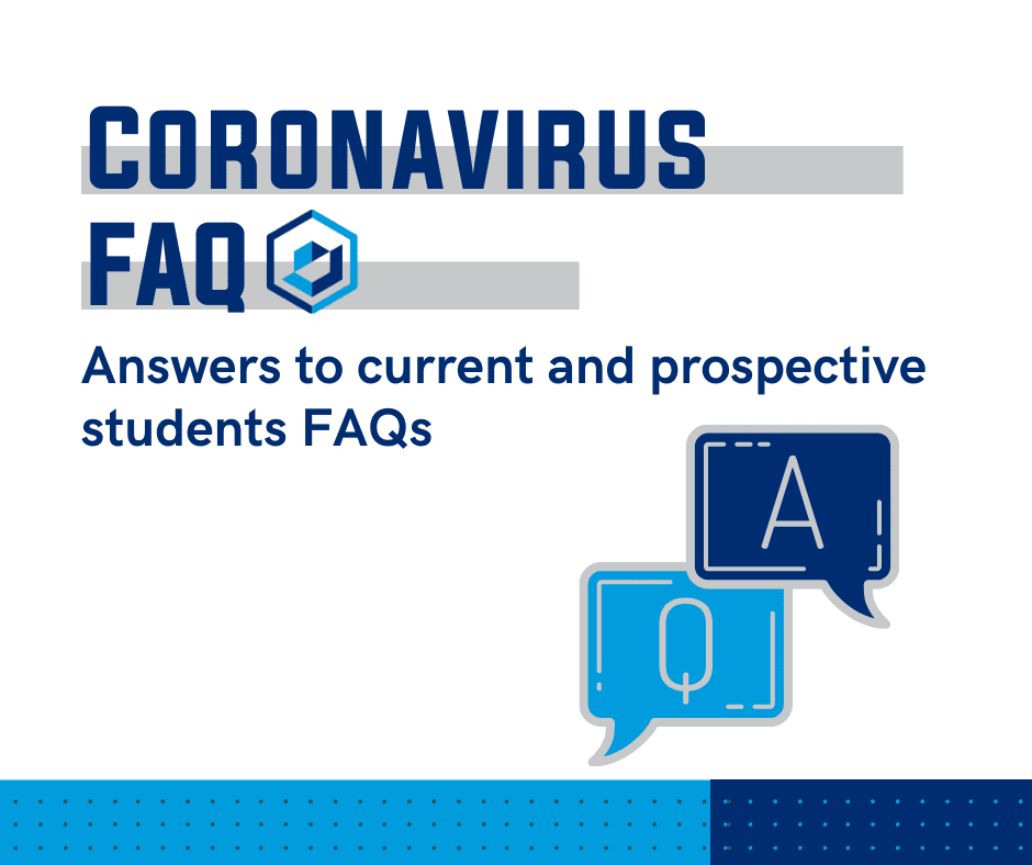Coronavirus FAQ: Information for Current and Prospective Delta Technical College Students