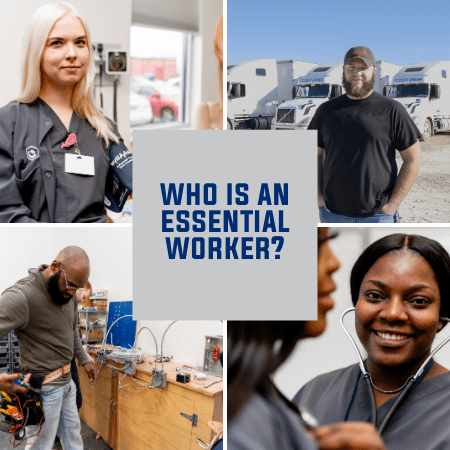 Who Is Considered An Essential Worker?