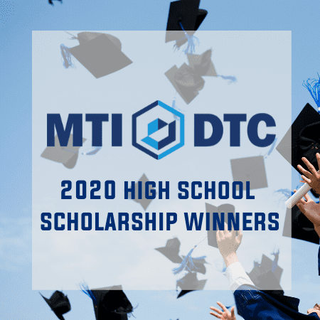 2019-2020 Delta Technical College and Midwest Technical Institute High School Scholarship Winners Announced