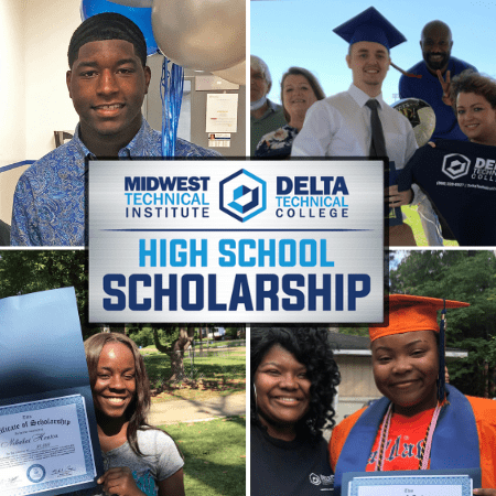 Delta Technical College High School Scholarship Program Registration Now Open
